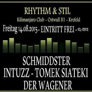 Der Wagener - Rhythm&Stil-14.08.2015 - Pre Sound Promo