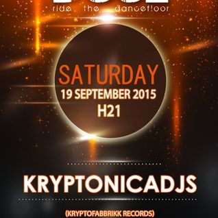 19Th Of September Kryptonicadjs @ Tombino (MI) DOOZ Party