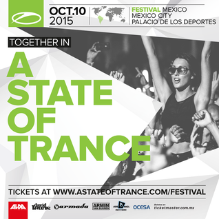 Andrew Rayel - Live @ A State Of Trance Festival (Palacio de Los Deportes, Mexico) - 10.10.2015