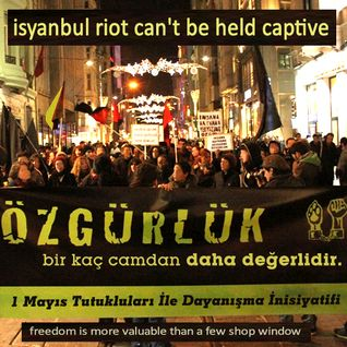 GOZEL RADIO21_iSYANBUL RiOT CAN'T BE HELD CAPTiVE (2012-06-09)‏