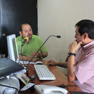 Entrevista con el periodista Daniel Mora del grupo Radiorama