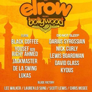 Chris McGee Live at Circus/El Row Liverpool 28/05/2016