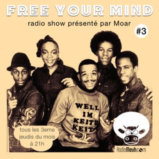 Free You Mind #3 (Mixed Show)