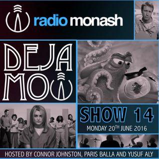 """Deja Moo Show #14 - """"Just Keep Swimming"""""""