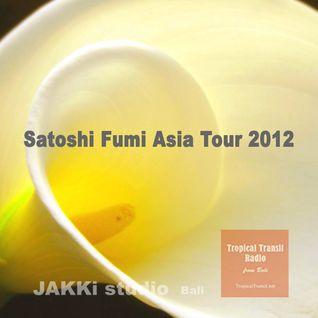 Satoshi Fumi Asia Tour 2012 at STADIUM Jakarta #SFAT