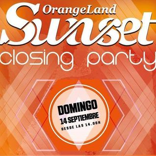 Promo mix Reese Device for Sunset Closing Party @ Isla Marina 14.09.2014