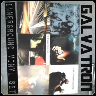 Galvatron - Innerground Vinyl Set (Soulful DNB)