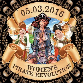 Edell @ Women's Pirate Revolution (05.03.2016)