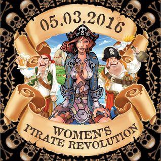 Edell @ Women's Pirate Revolution (05.08.2016)