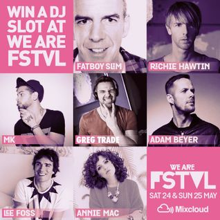 We Are FSTVL 2014 DJ Competition - Greg Trade