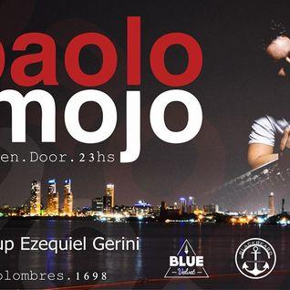 Paolo Mojo – Live / Blue Velvet / Rosario 14/05/2016