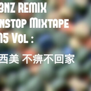 FR3NZ REMIX Nonstop Mixtape 2K15 Vol. 东西美 不痹不回家
