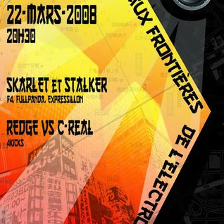 Redge vs Cyril Moulas (Guitare)@Brise glace 2009