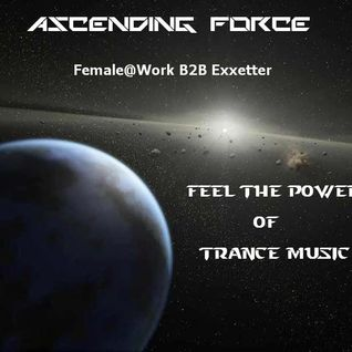 Ascending Force - Natural Born Trancers ( Mixed by Female@Work ) Jul 20 2012