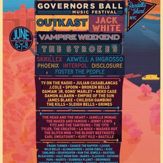 Zack Lober: Governors Ball 2014 Mix