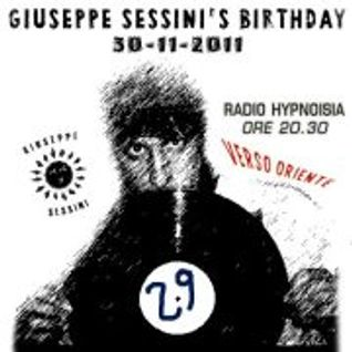 Special Guest - Giuseppe Sessini - 30.11.2011