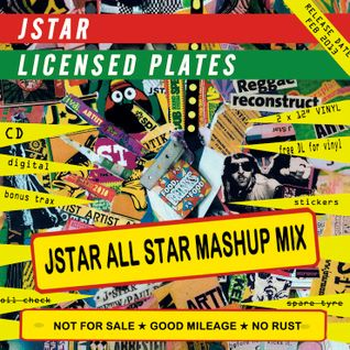 Jstar All Star Mashup Mix