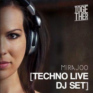 Dj Mira Joo @ Together Radio - Live Techno Dj Set - 08.05.2013.