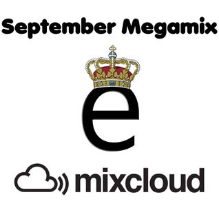 September 2013 Megamix by Electro Royal