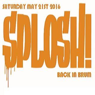 STEVE 'GRIFFO' GRIFFITHS - LIVE AT SPLOSH! - SUKI10C CLUB - BIRMINGHAM MAY 21 2016
