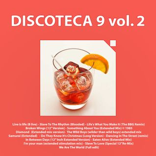 DISCOTECA 9 vol. 2 (Do U believe in Love !?) 20.12.1985
