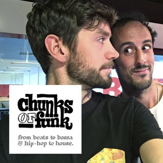 Chunks of Funk vol. 37 - 04.09.2016: Sampology, Ambassa ft. Nichola Richards, Medlar, DJ Shadow,…