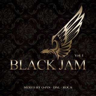 Black Jam Vol.1 - Dj Dnl, Q-Pin & Roca