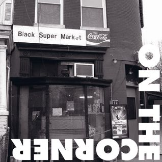 @rndqd Space Jazz from the Black Supermarket On the Corner 10pm 26-06-2014