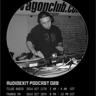 Audioexit Podcast028 Pt.1 - Maztika