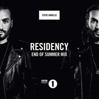 BBC Radio 1's Residency Steve Angello 18 August 2016