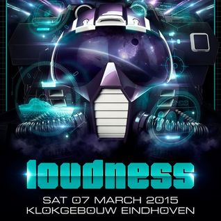 Regain live @ Loudness (Klokgebouw, Eindhoven) - 07.03.2015
