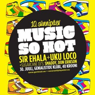 Live @ Music So Hot 10th anniversary part 2