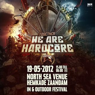Krank-Im-Kopf @ Together We are Hardcore 2012 (Warm-up 2.2)