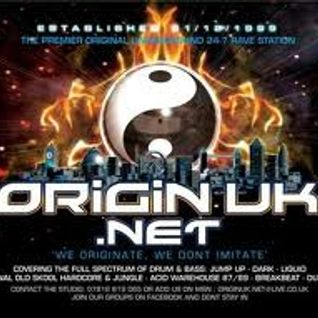 DJ Prospect n Voice MC live on Originuk.net 9-6-2012