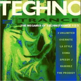 Techno Trance - The Megamix of Techno Trance 1-2-3