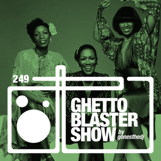 GHETTOBLASTERSHOW #249 (feb. 06/16)