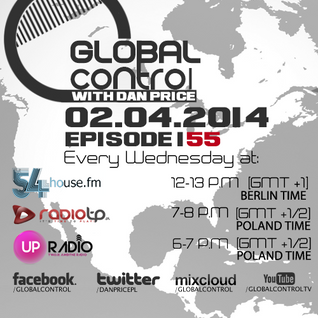 Dan Price - Global Control Episode 155 (02.04.14)