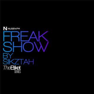 FreakShow 22 at Nugen.fm - 25012011