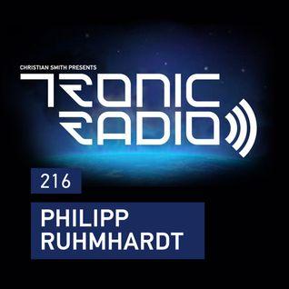 Tronic Podcast 216 with Philipp Ruhmhardt