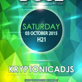 DOOZ Party 03 - 10 - 2015 Kryptonicadjs @ Tombino (MI)
