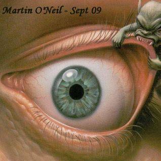 Martin O'Neil - September 09