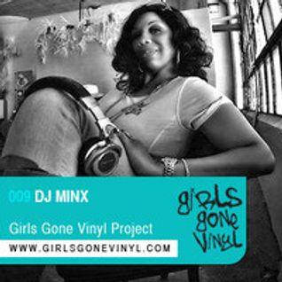 DJ Minx *Detroit* - Girls Gone Vinyl Exclusive Mix
