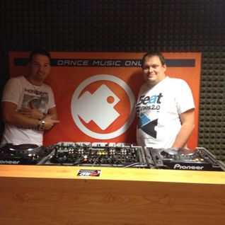 Music Toaster Live on See Jay Radio - Sylon & Troy 14.11.2014