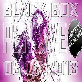 Siebenschlaefer @ Pensive - Black Box Bitterfeld - 05.07.2013