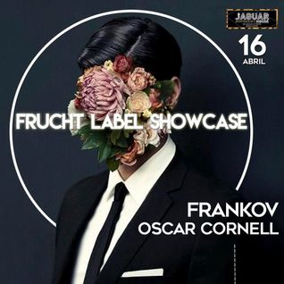 Oscar Cornell - FRUCHT Showcase @ Jaguar House [April 2016]