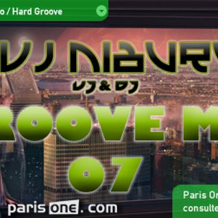 Dvj Niburu - Groove Me 07 (Paris One Reverse)