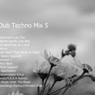 knolios-Dub Techno Mix 5