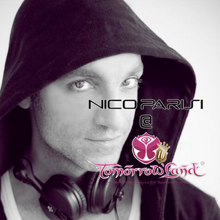 Nico Parisi @ Tomorrowland2014 - weekend 1 special Progressive classic set @ #bonzaimusic
