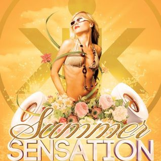 summer sensation mix by dj nidhal