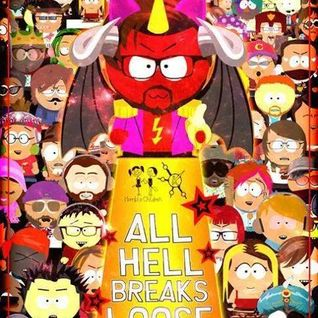 [dj] Michael Curran - Live @ All Hell Breaks Loose - ATL_GA_USA - Halloween 24teenangst.